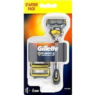 GILLETTE Fusion Proshield strojek + hlavice 4 ks