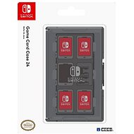 Hori Game Card Case 24 Black - Nintendo Switch - Case