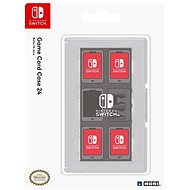 Hori Game Card Case 24 Clear - Nintendo Switch - Case