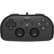 HORI Wired Mini Gamepad černý - PS4