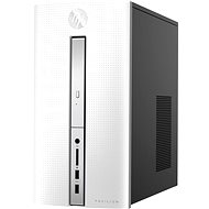 HP Pavilion 510-p111nc Blizzard White - Počítač