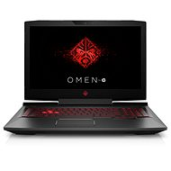 OMEN by HP 15-ce009nc Shadow Black - Notebook