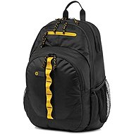 HP Sport Backpack Black/Yellow 15.6 ""