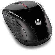 HP Wireless Mouse X3000 schwarz - Maus