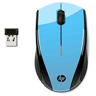 HP Wireless Mouse X3000 modrá - Myš