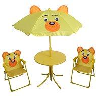 Happy Green Piknikový dětský set BEAR - Set