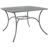 Happy Green Stůl ocelový čtvercový MAINE - Stůl