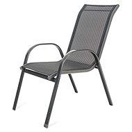 Happy Green Gartenstühle RAMADA Anthrazit Streifen - Stuhl
