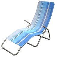 Happy Green Beach mat blue stripe - Deck Chair