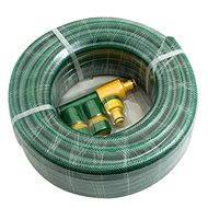 Happy Green garden hose with couplings GARDEN
