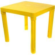 Zahradní stolek žlutý - Stůl