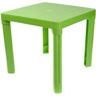 Záhradný stolík zelený