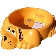Sandbox - Hundepool - Orange