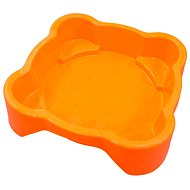 Square Sandpit/Pool Orange - Sandpit