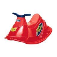 Houpadlo Jet Ski červené s modrými řidítky