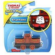 Mattel Thomas the Tank Engine - small metal contraption Stafford