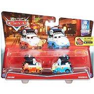 Mattel Cars 2 - Collection Okuni and Shigeko - Toy Vehicle