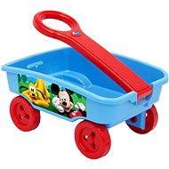 Trolley mit Mickey rujojetí