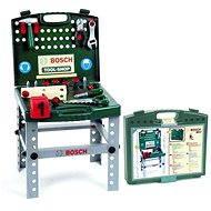 Klein Desk Bosch Briefcase and Tool Set