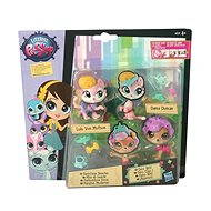 Littlest Pet Shop - Fashion pairs of animals Backstage Beauties