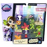 Littlest Pet Shop - Fashion pairs of animals On with the show