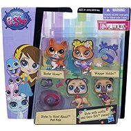 Littlest Pet Shop - Fashionable Styles pairs of animals to Howl About