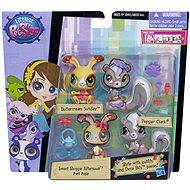 Littlest Pet Shop - Fashionable pairs of animals Sweet Shoppe Afternoon
