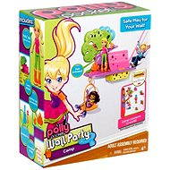 Polly Pocket Basic kit on the wall - Tabor