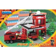 Chevy 21 - Fire Station