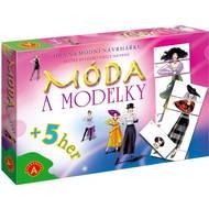 Móda a modelky - Společenská hra