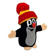 Mole with ski cap