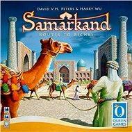 Samarkand: Cesty k bohatství - Společenská hra