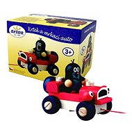 Detoa Mole and blink car