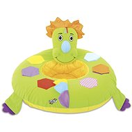 Children's Dinosaur Fence - Inflatable Playseat