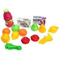Ovoce a zelenina v síťce - Herní set