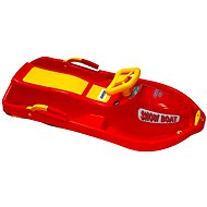 Bob Snow red boat