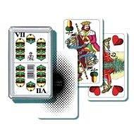 Dvouhlavý mariáš - Karetní hra