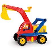 Lena excavator