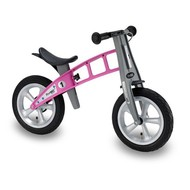FirstBike Street Pink