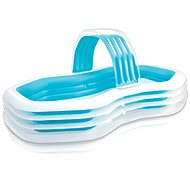 Intex Pool mit Spray