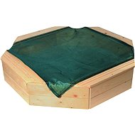 Woody Wooden sandpit