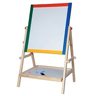 Woody Black and white drawing board
