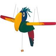 Kleine Woody Fliegen-Papagei