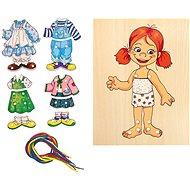Woody Lace wardrobe - Little girl