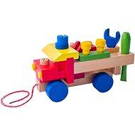 Woody Montážne auto