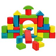 Woody Set of wooden blocks