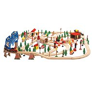 Woody Train Train Super Train - Train Set