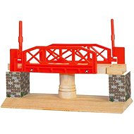 Woody Toy Bascule Bridge