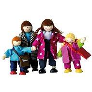 Woody Puppen im Haus - Rodinka - Zubehör für Puppen