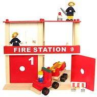 Požární stanice - Herní set